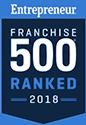 franchise 500 certification