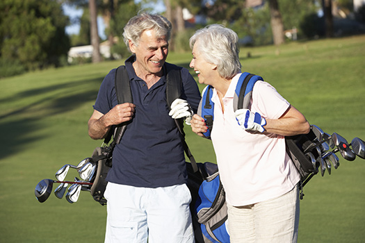 Why Older Adults Should Consider Playing Golf
