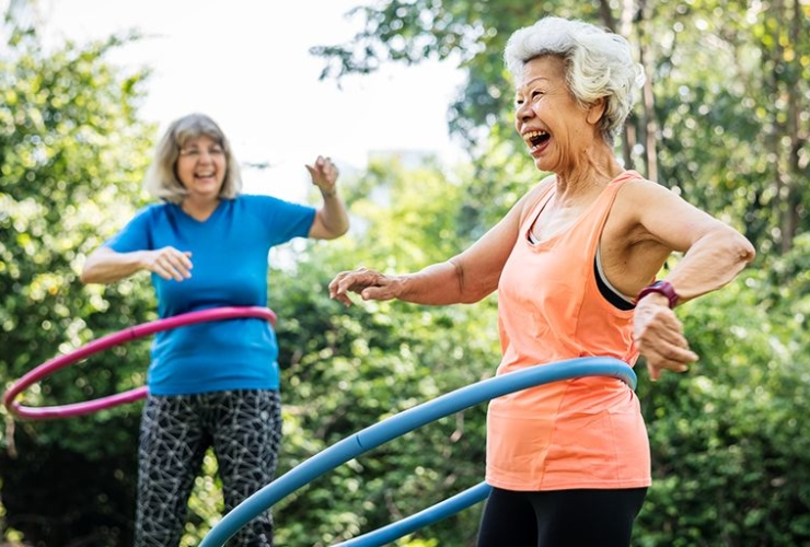 Exercise Safety Tips for Seniors