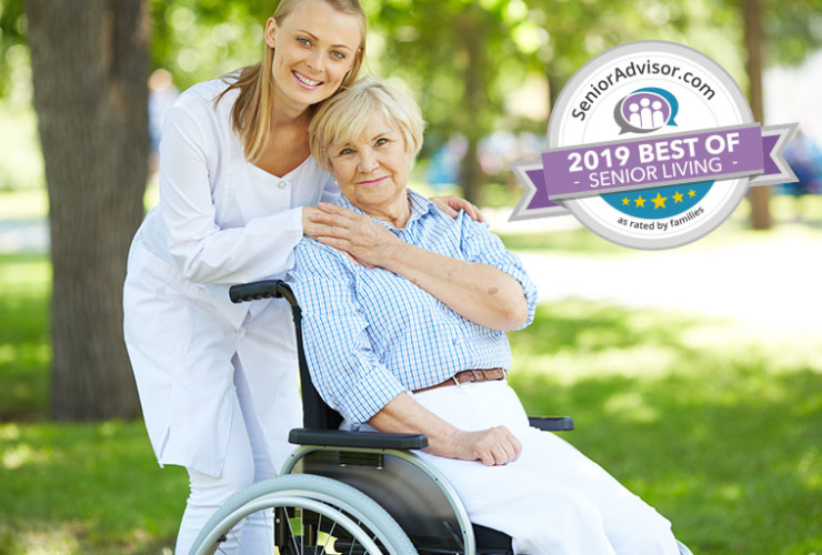 2019 Best of In Home Care Award