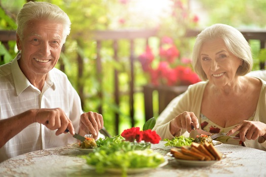 Healthy Lunch Choices for Older Adults in Calgary, CA