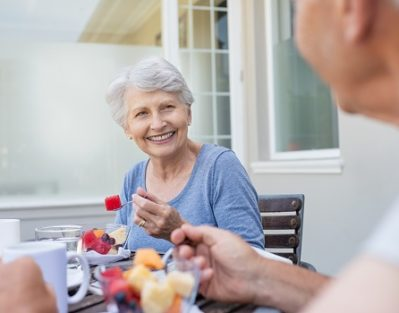 Can Older Adults Break Through Barriers to Healthy Eating in calgary, CA