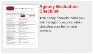agency-eval-checklist