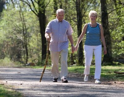Is Walking Beneficial for Older Adults with Parkinson's in calgary, CA
