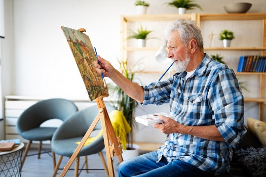 How Seniors Can Find Happiness all Summer by Staying Indoors in calgary, CA